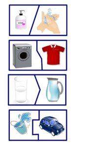 puzzle - víz