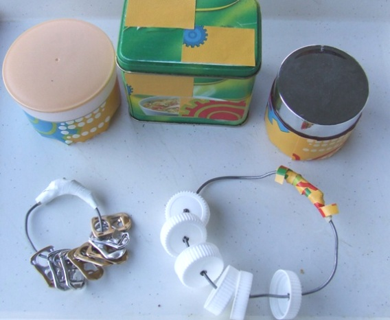 Csörgő-börgő hangszerek