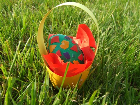 Húsvéti kosárkák