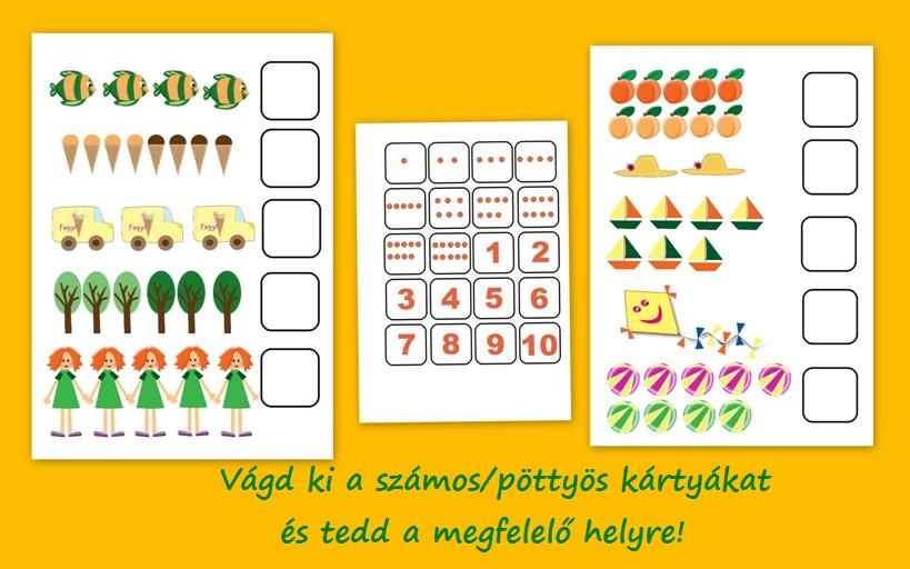 számkártyák (2)