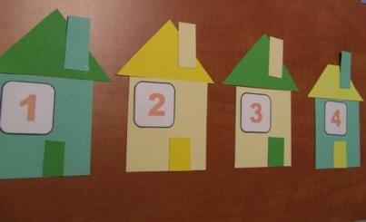 Játékos matematika: házikós játék