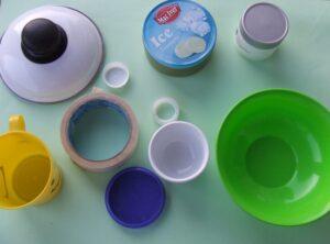 kör alakú tárgyak
