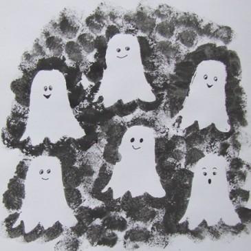 Festegetés Halloween módra