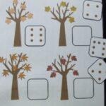 Őszi falevelek játékcsomag – őszi ovis feladatok