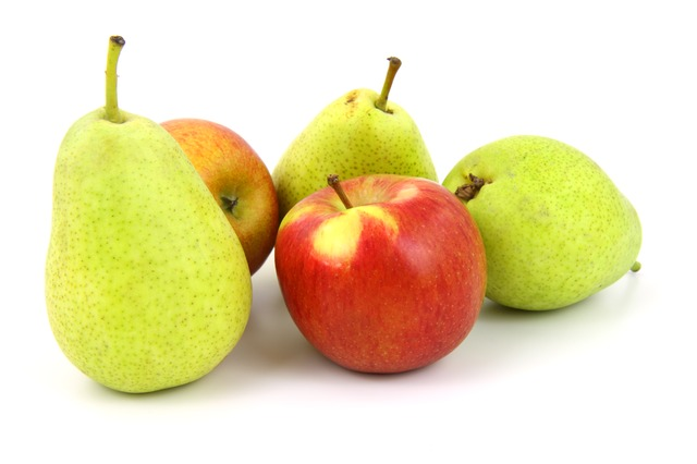 Játék a gyümölcsökkel