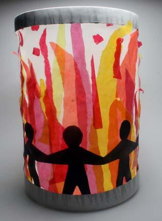 Gyújts tüzet a lámpásban! Márton napi ötletek