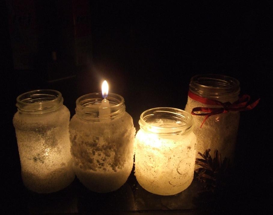 Adventi készülődés 8. Téli fények