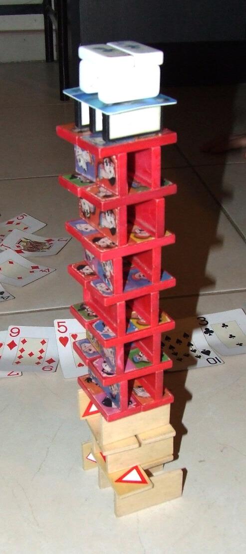 játékok dominóval