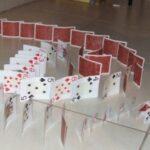 Játsszunk valamit – dominóval, kártyával! Nyomtatható hópelyhes dominó
