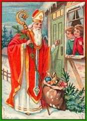 Adventi készülődés 4. Szent Miklós története