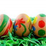 Húsvéti tojás díszítés gyerekekkel