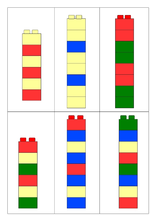 LEGO matek letölthető