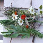 Játék a növényekkel – növényszövés gyerekekkel