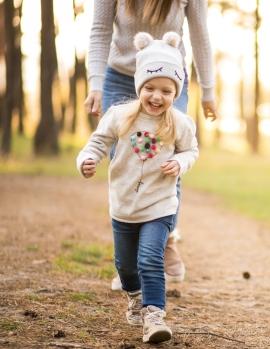 Séta az erdőben – őszi játékötletek gyerekeknek