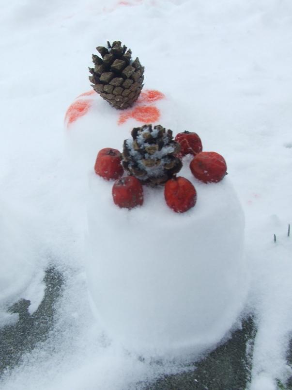 Téli játékötlet gyerekeknek