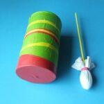 Játékos zene-bona: készíts dobot a gyerekekkel!