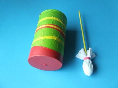Játékos zene-bona: készíts dobot!