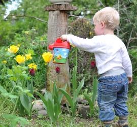 Kertészkedős versek