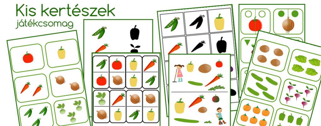 ovis feladatok zöldségek
