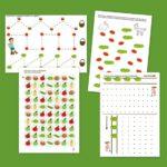 Kis kertészek játékcsomag nagycsoportosoknak – letölthető ovis feladatok