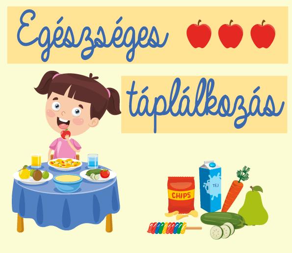 Egészséges táplálkozás játékok
