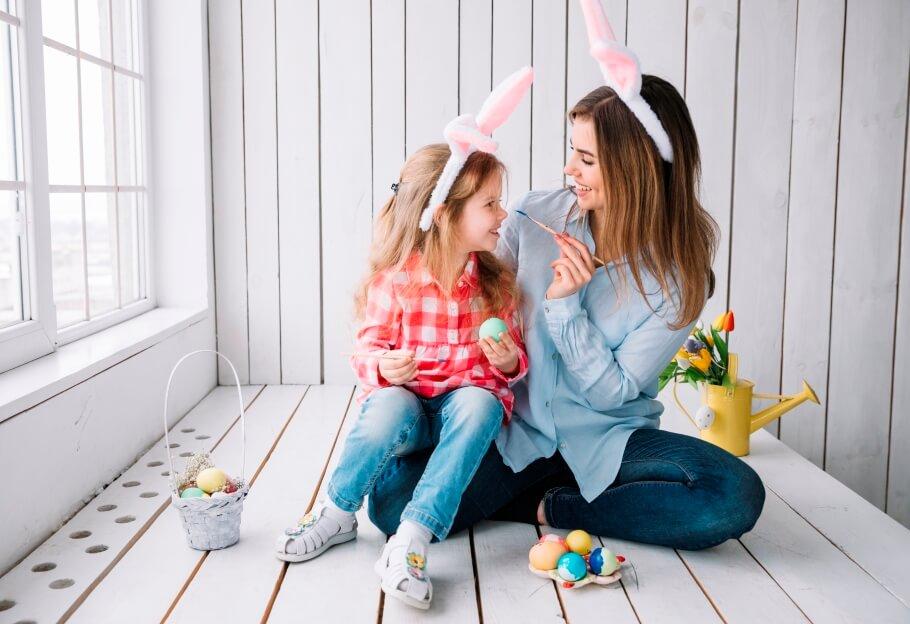 Húsvéti játékötletek ovisoknak
