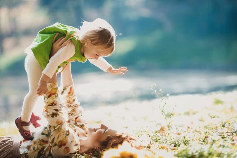 Otthoni játékötletek anyák napjára