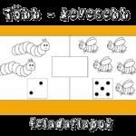 """""""Több-kevesebb"""" játékok és feladatlapok – ovis matematika"""