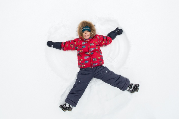 Mozgásos játékok télen a szabadban