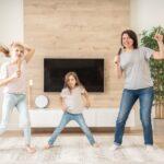 Zenés, táncos játékok gyerekekkel