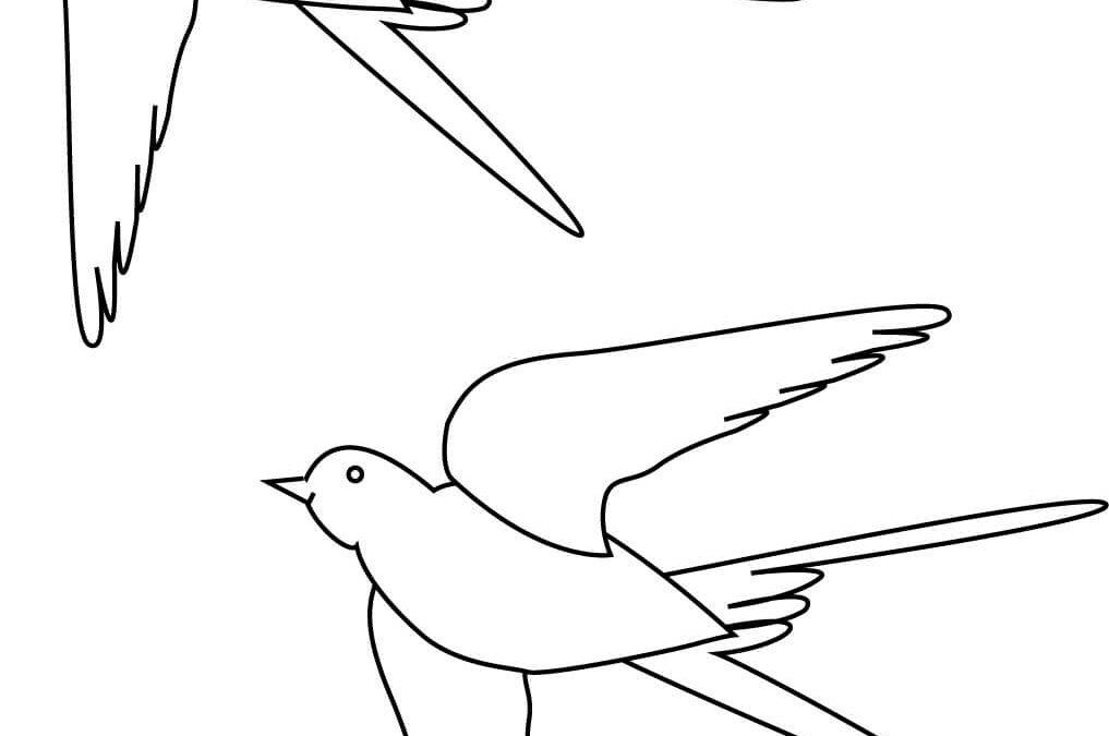 Versek, mondókák gólyáról, fecskéről ovisoknak