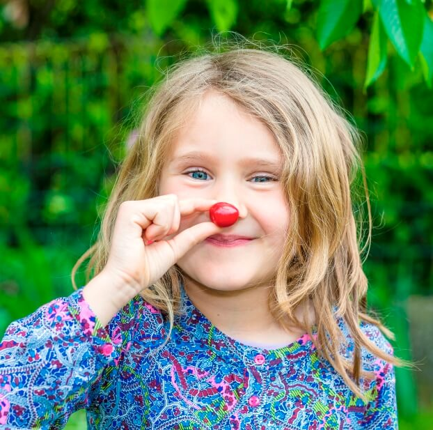 Nyári gyümölcsök – ötletek gyerekeknek