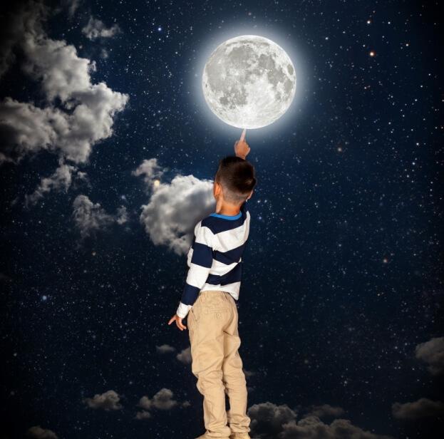 Mesék a bolygókról, napról, holdról, csillagokról
